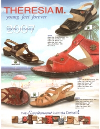 Theresia Sandals