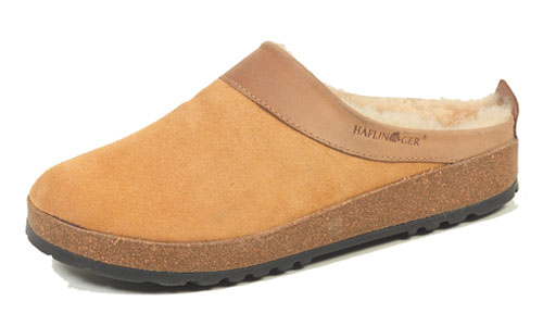 Haflinger Snowbird Clog in limited supply