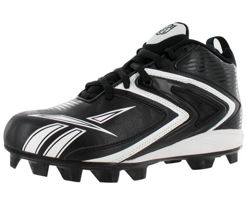 d59024e5787a1c Reebok NFL Ferocious M12 Molded Football Cleats (Large Sizes