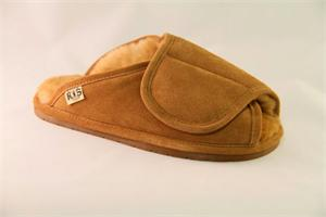 Medical Sheepskin Wrap Slipper